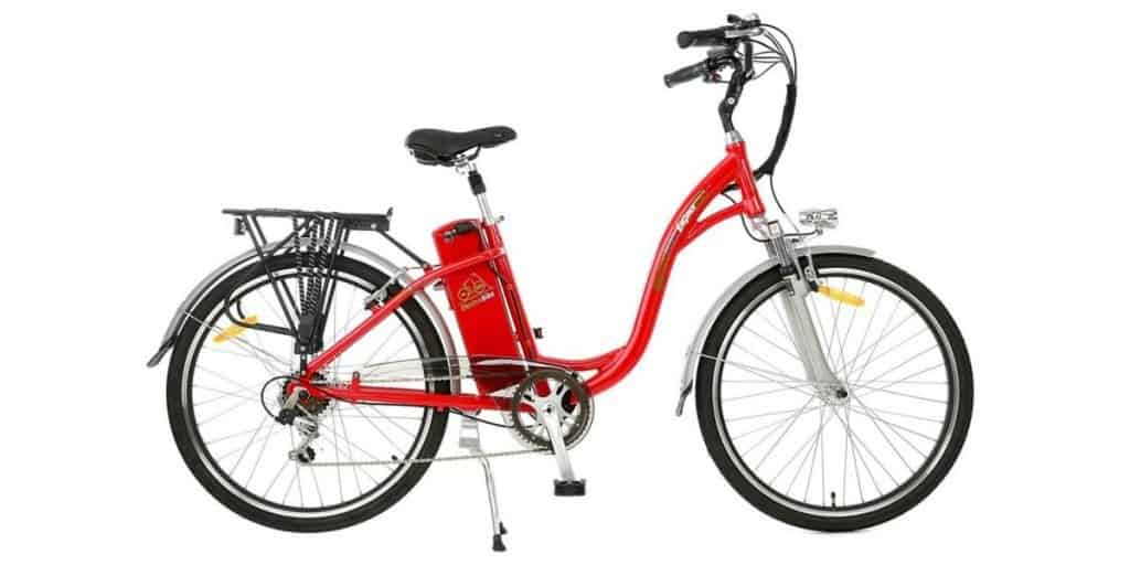 Easy E-Biking - Gama Cruise electric bike, helping to make electric biking practical and fun