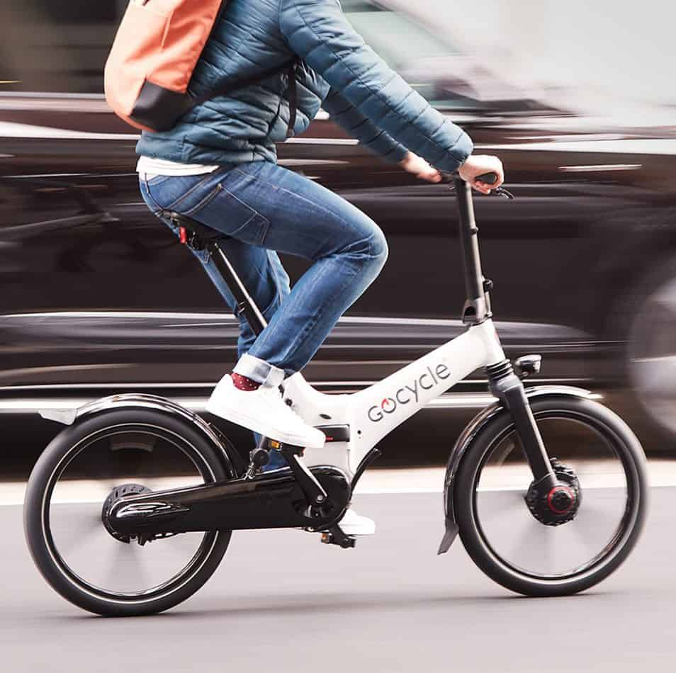 Easy E-Biking - Go Cycle GX folding electric bike, helping to make electric biking practical and fun