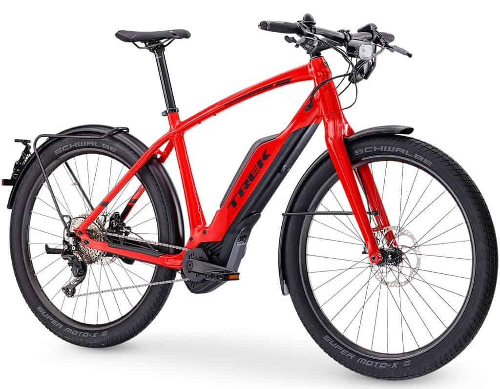 Easy E-Biking - Trek Super Commuter electric bike, helping to make electric biking practical and fun