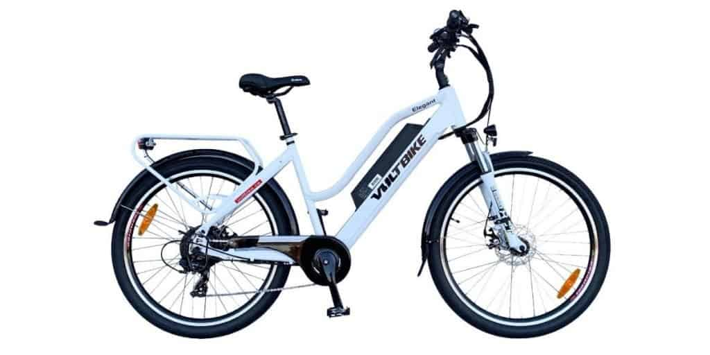 Easy E-Biking - Voldbike Elegant electric bike, helping to make electric biking practical and fun