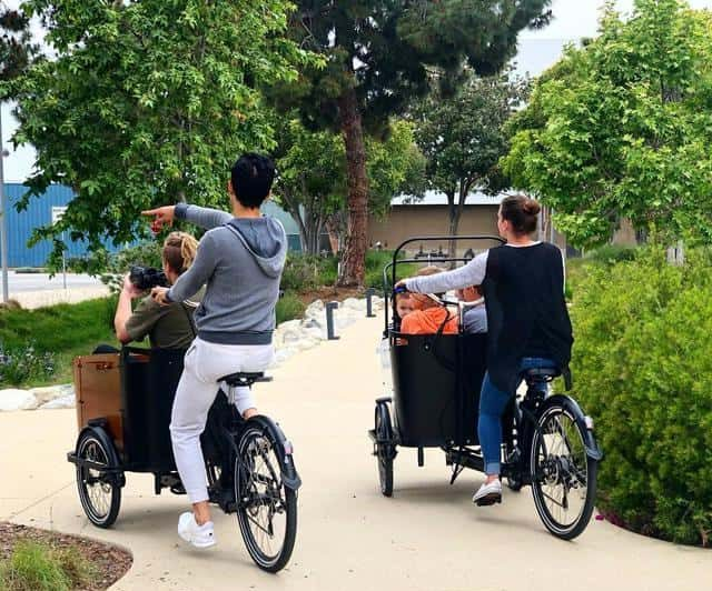 Easy E-Biking - Ferla Family Cargo electric bike: real world, real e-bikes - helping to make electric biking practical and fun