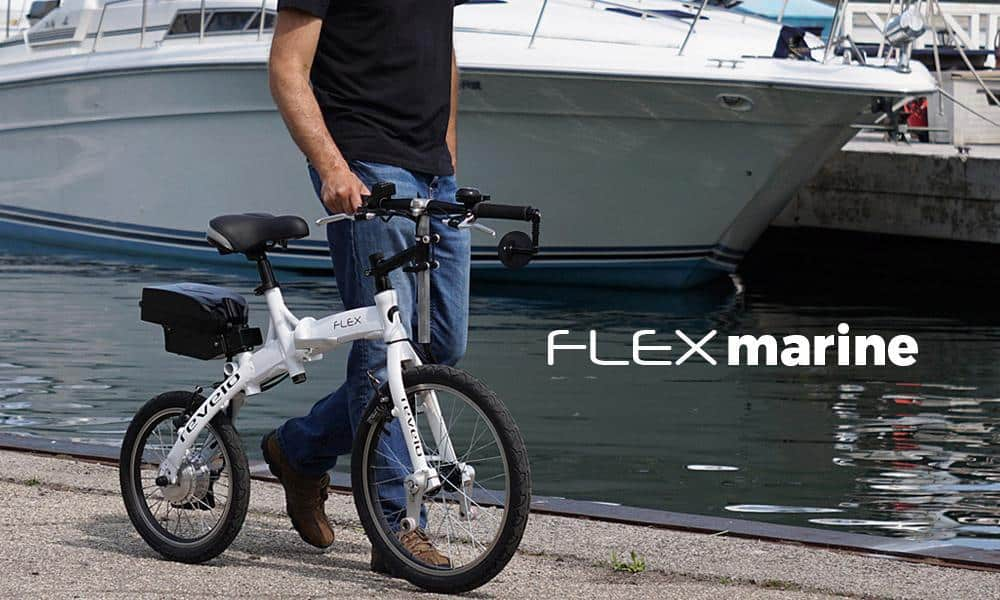 Easy E-Biking - Revelo FLEX electric bike: real world, real e-bikes - helping to make electric biking practical and fun