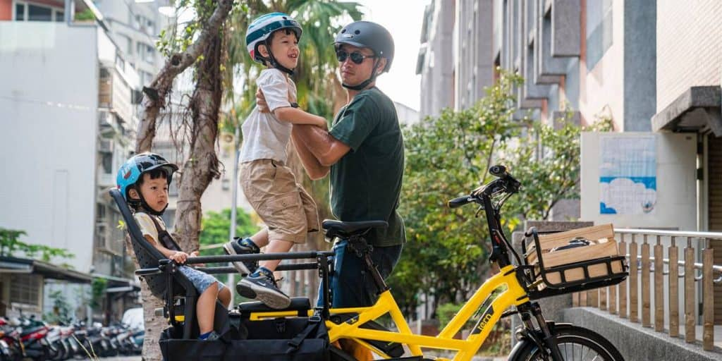 Easy E-Biking - Tern GSD electric bike, real world, real e-bikes, helping to make electric biking practical and fun