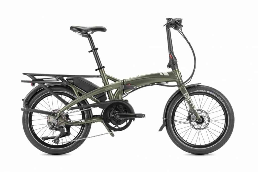 Easy E-Biking - Tern Vektron electric bike, real world, real e-bikes, helping to make electric biking practical and fun