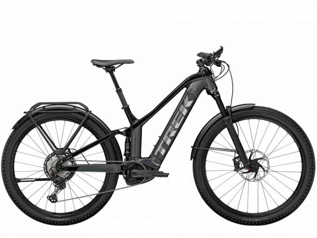 Easy E-Biking - Trek Powerfly electric bike, helping to make electric biking practical and fun