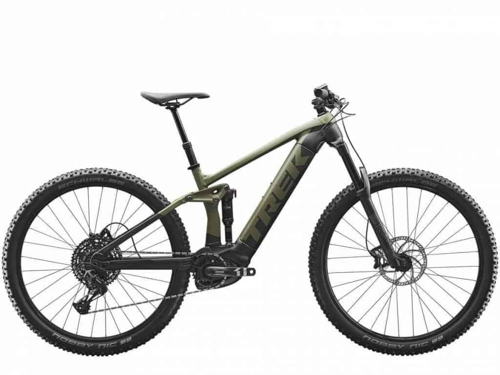 Easy E-Biking - Trek Rail electric bike, helping to make electric biking practical and fun