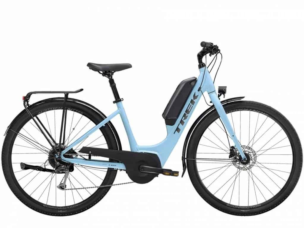 Easy E-Biking - Trek Verve+ electric bike, helping to make electric biking practical and fun
