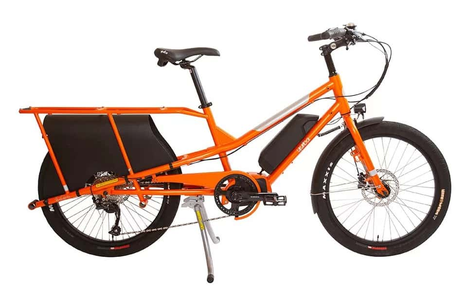 Easy E-Biking - Yuba Kombi E5 electric bike, real world, real e-bikes, helping to make electric biking practical and fun