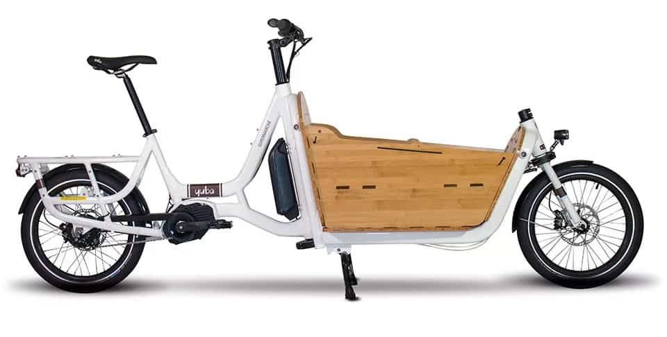 Easy E-Biking - Yuba Supermarche electric bike, real world, real e-bikes, helping to make electric biking practical and fun