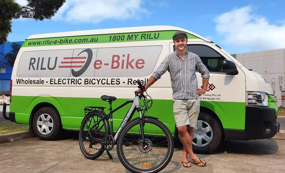 Easy E-Biking - RILU Australia electric bikes, helping to make electric biking practical and fun
