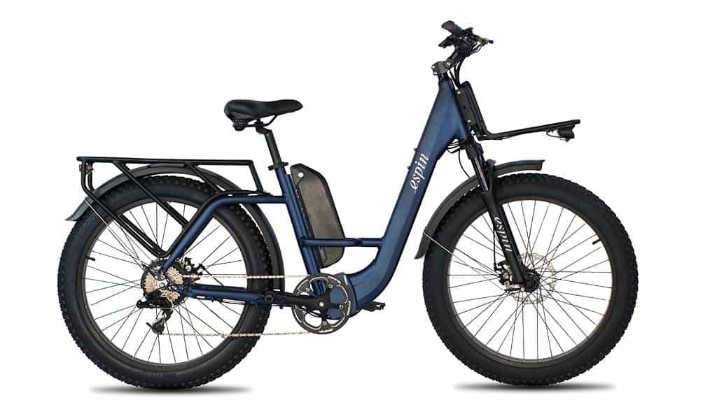 Easy E-Biking - Espin Nero electric bike - real world, real e-bikes, helping to make electric biking practical and fun