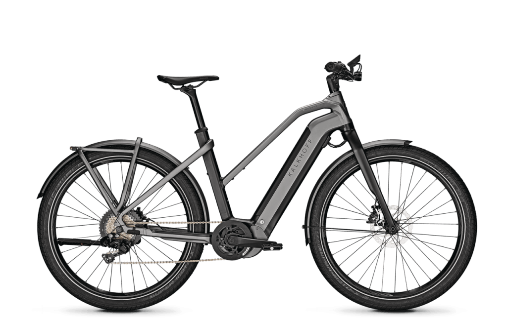 Easy E-Biking - Kalkhoff Endeavour electric bicycle - real world, real e-bikes, helping to make electric biking practical and fun