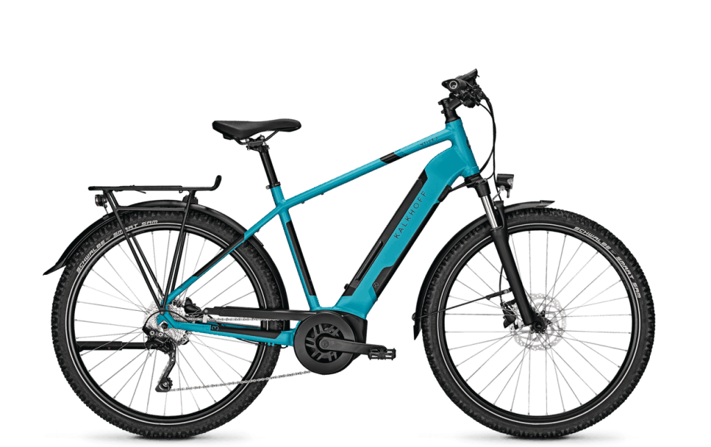 Easy E-Biking - Kalkhoff Entice electric bicycle - real world, real e-bikes, helping to make electric biking practical and fun