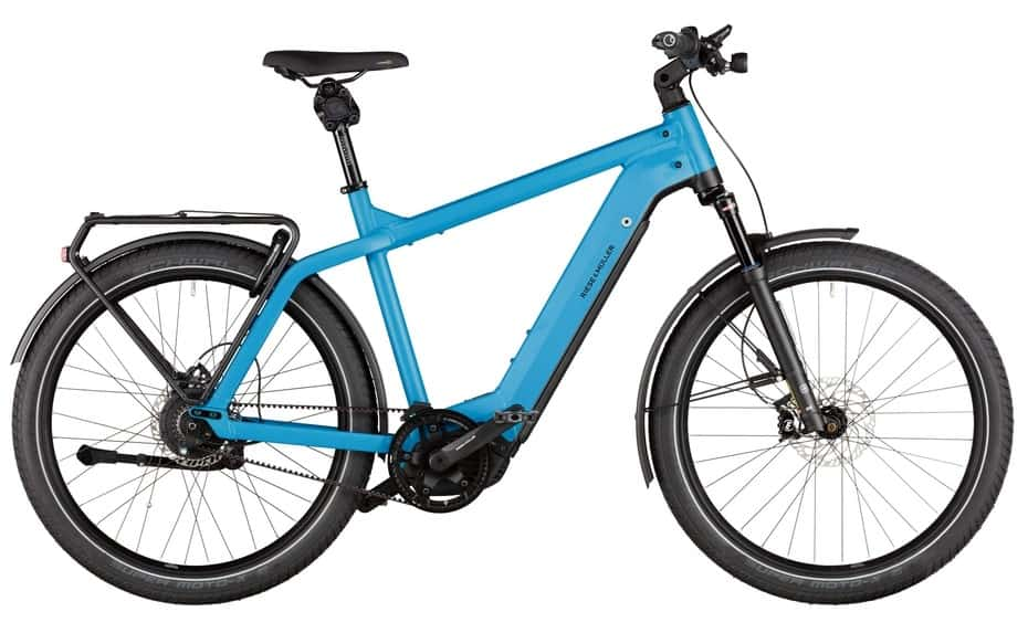 Easy E-Biking - Riese & Mueller Charger electric bicycle - real world, real e-bikes, helping to make electric biking practical and fun