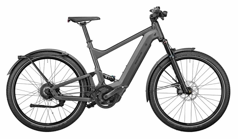 Easy E-Biking - Riese & Mueller Delite electric bicycle - real world, real e-bikes, helping to make electric biking practical and fun