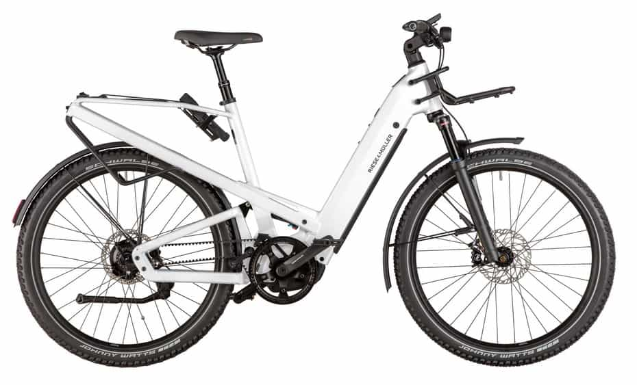 Easy E-Biking - Riese & Mueller Homage electric bicycle - real world, real e-bikes, helping to make electric biking practical and fun