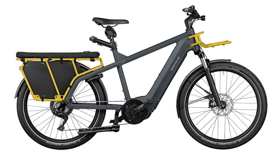 Easy E-Biking - Riese & Mueller Multicharger electric bicycle - real world, real e-bikes, helping to make electric biking practical and fun