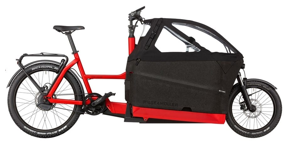 Easy E-Biking - Riese & Mueller Packster electric bicycle - real world, real e-bikes, helping to make electric biking practical and fun