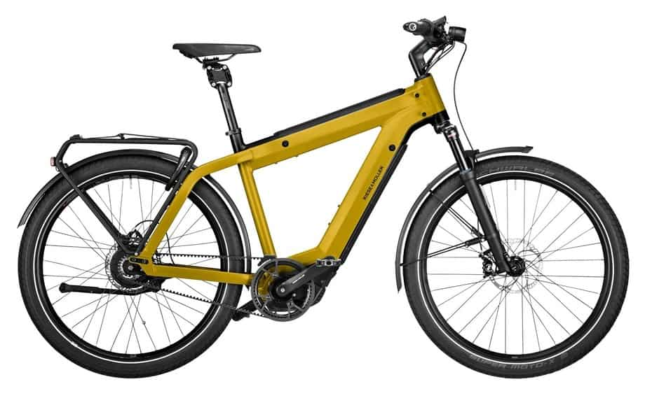Easy E-Biking - Riese & Mueller SuperCharger electric bicycle - real world, real e-bikes, helping to make electric biking practical and fun