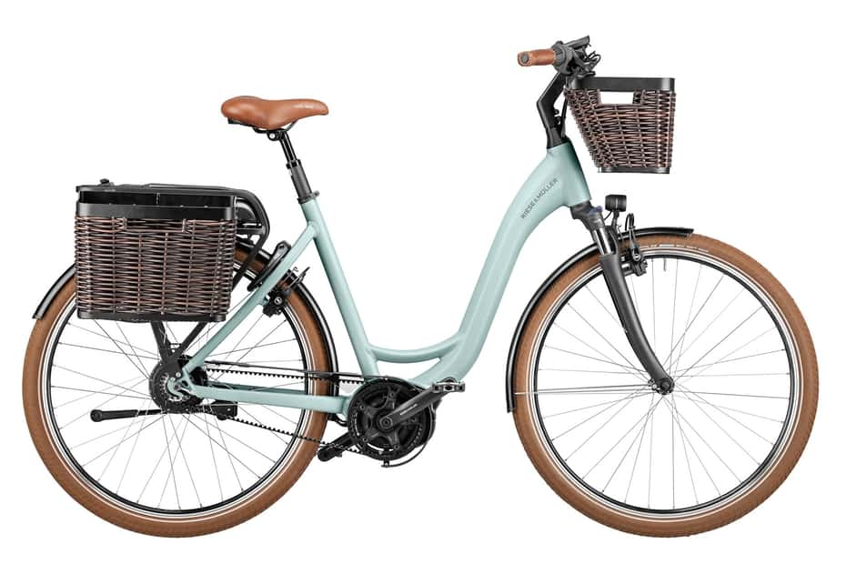 Easy E-Biking - Riese & Mueller Swing electric bicycle - real world, real e-bikes, helping to make electric biking practical and fun